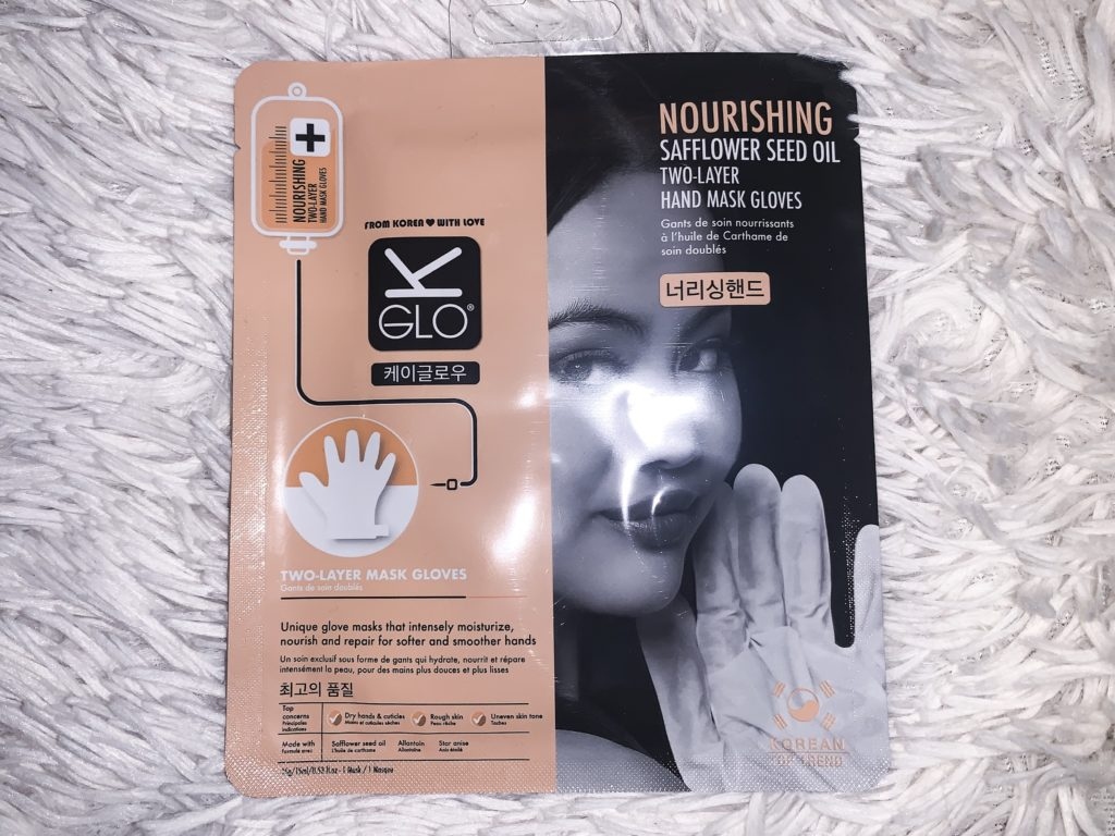 K-Glo Nourishing Hand Gloves