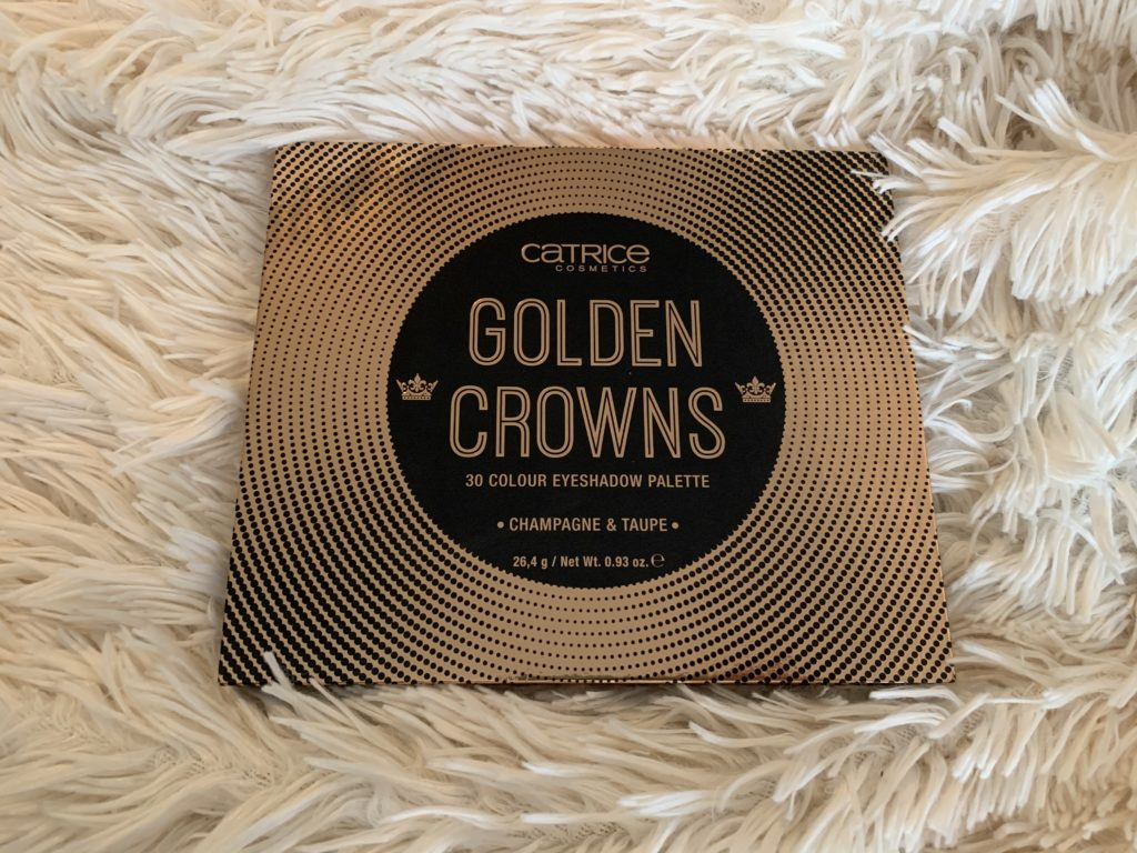 Catrice Golden Crowns