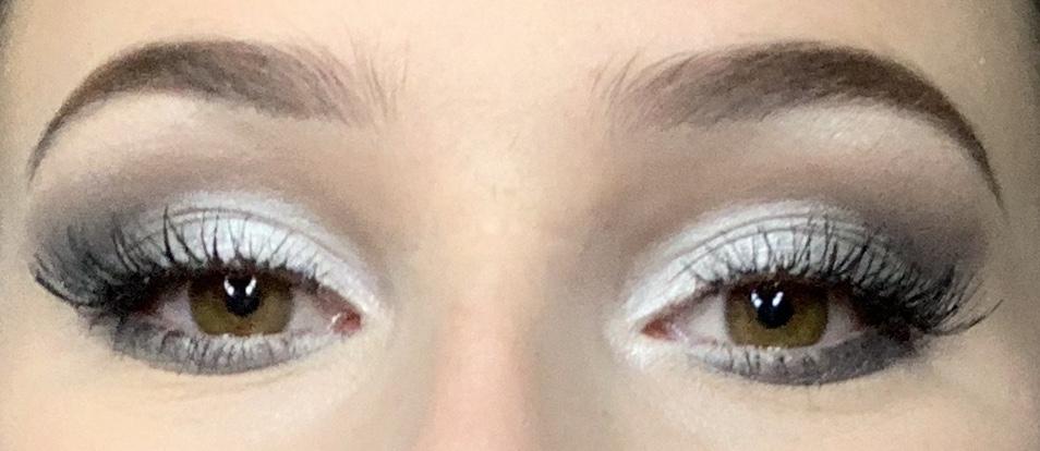oogschaduw look