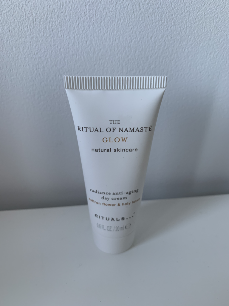 Rituals anti-aging day cream