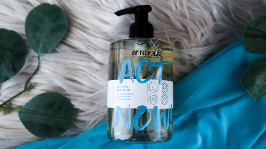 ACT NOW Moisture Shampoo