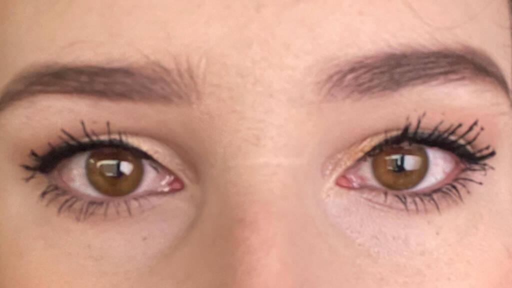 l'oreal mascara geïrriteerde ogen